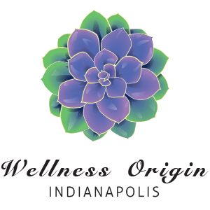 Wellness Origin Indianapolis Spa Mobile Logo